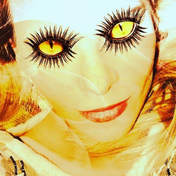 Tiger Brown eyes