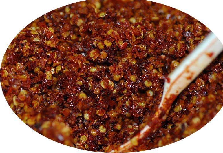 Chili paste chinese chili paste in sri lankan style freezing chili paste chinese chili paste in sri lankan style freezing drying and canning pinterest sauces food and dressings forumfinder