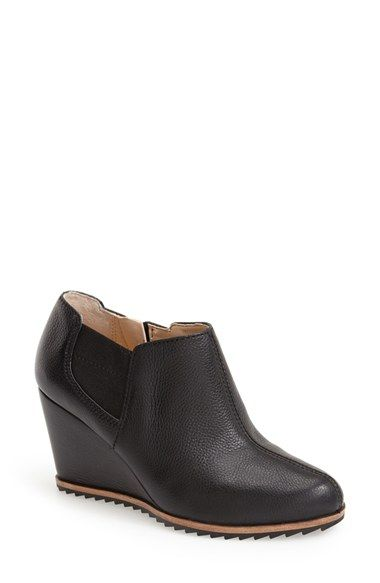 b7a0fdd66d69 Free shipping and returns on Dr. Scholl s  Ivana  Wedge Bootie (Women) at  Nordstrom.com. A sporty wedge bootie grounded by razored treads is cut low  for a ...
