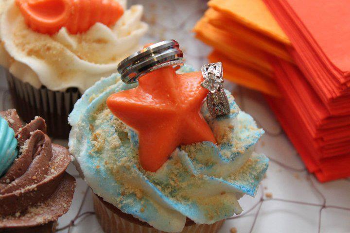 Custom designed rings, sweet shoot!