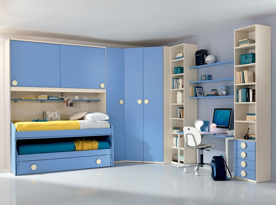 Best Italian Kids Bedroom Set One 508 By Spar Www Umodstyle 400 x 300