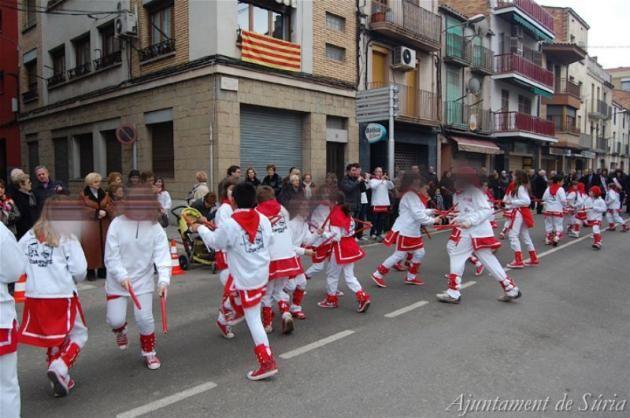 Súria - Festa de Sant Sebastià, la festa major d'hivern (Foto: Ajuntament de Súria)