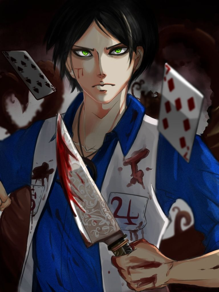 Genderbent American Mcgee S Alice Madness Returns Game Alice