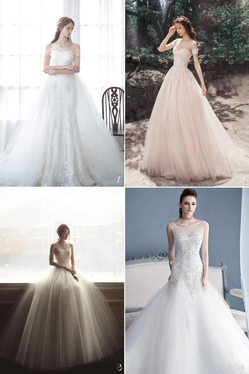 breathtaking sophisticated wedding dresses to obsess over dream