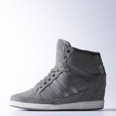 zapatillas de cuña adidas