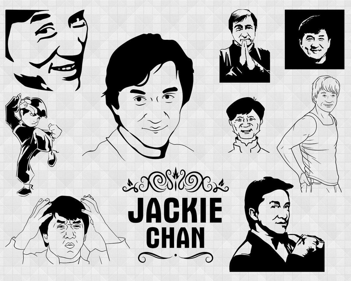 Jacki Chan Svg Jackie Chan Print Canvas Jackie Chan Poster Gift For Him Gift For Her Illustration Style Lyrics Poster Custom Lyrics Lyric Poster Jackie Chan Canvas Prints