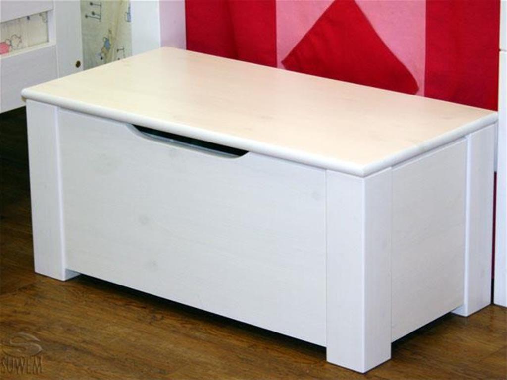 spielzeugkiste sitztruhe spielzeug truhe for the home. Black Bedroom Furniture Sets. Home Design Ideas