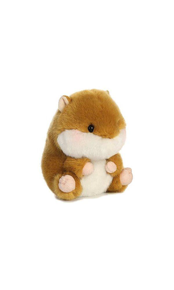 6 99 Frolic Hamster Rolly Pet 5 Inch Stuffed Animal By Aurora Plush 16808 From Aurora 5 Inch Frolic Cute Stuffed Animals Plush Stuffed Animals Pet Toys