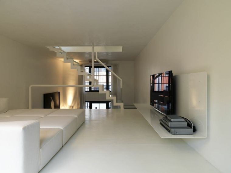 treppe in minimalistischem stil bilder, moderne treppen im minimalistischen stil - weniger ist mehr, Design ideen