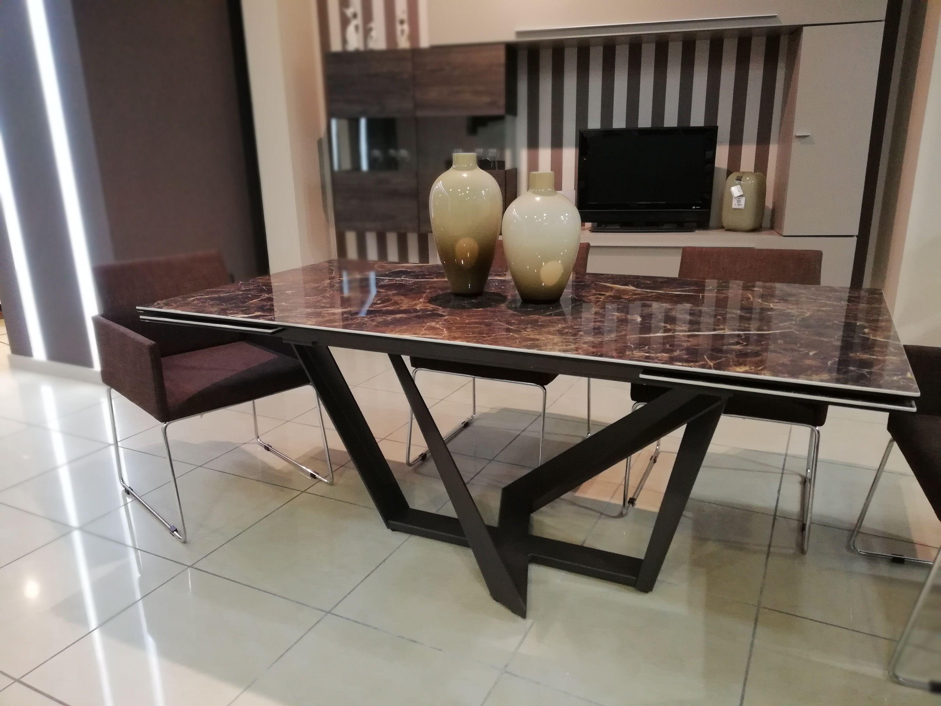 Il #tavolo allungabile Priamo di Target Point arriva nella nostra ...