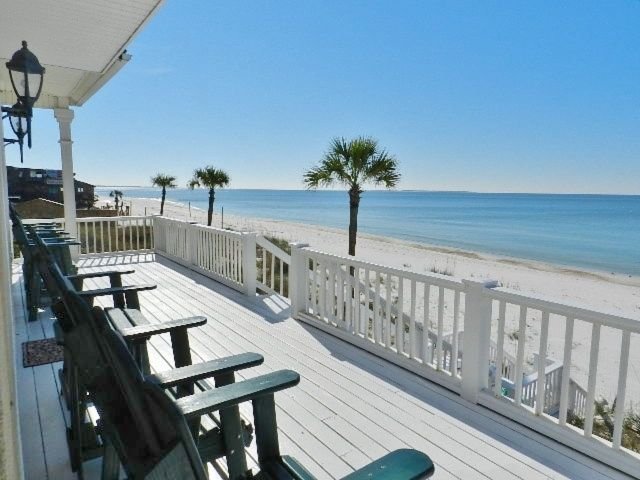 Always Summer Beachfront Mexico Beach Florida Vacation Al
