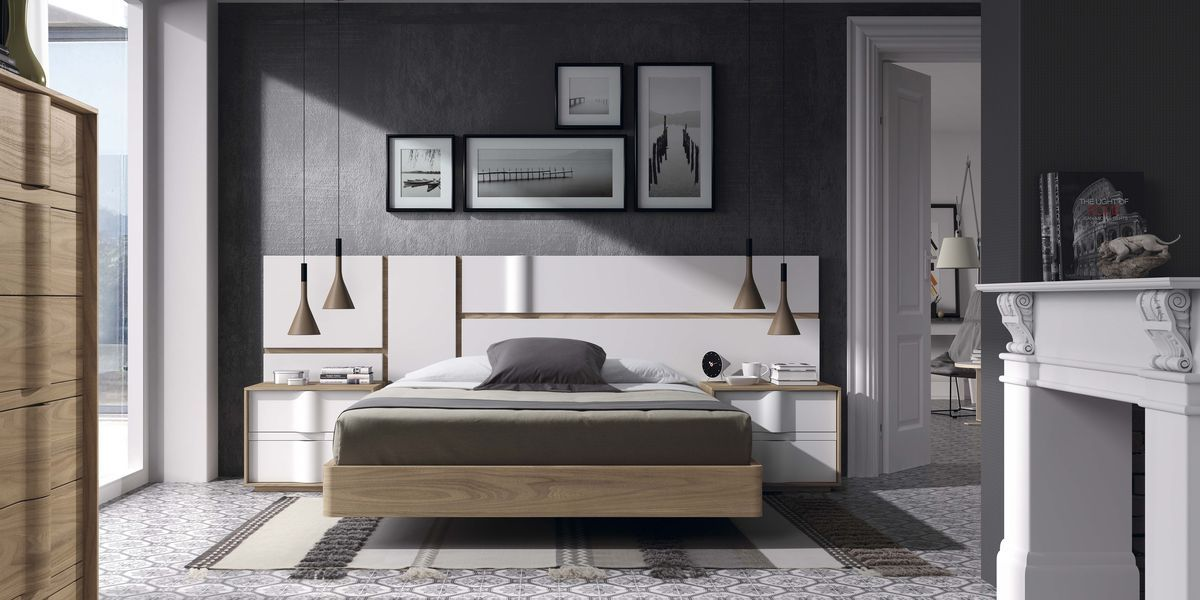 dormitorio matrimonio soft 2.0 ambiente A03 | dormitorios ...