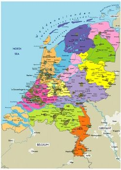 Crafts Around The World: Holland a.k.a The Netherlands ...
