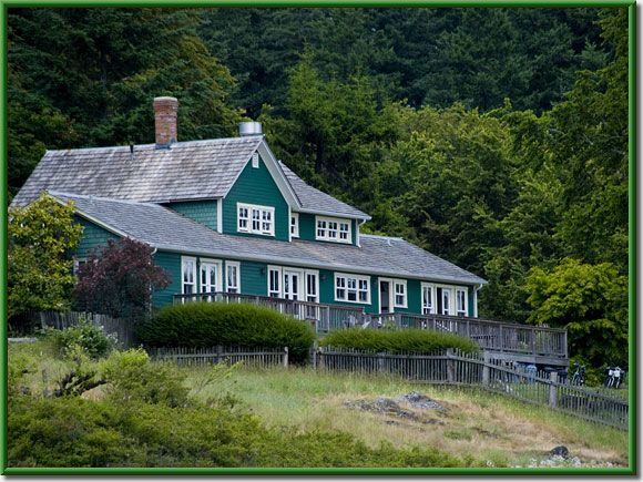 Orcas Island Bed And Breakfast Turtleback Farm Inn Eastsound