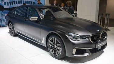 2017 BMW M760Li xDrive Geneva 2016 Gallery