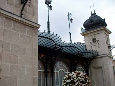 Casino de Madrid. detalle