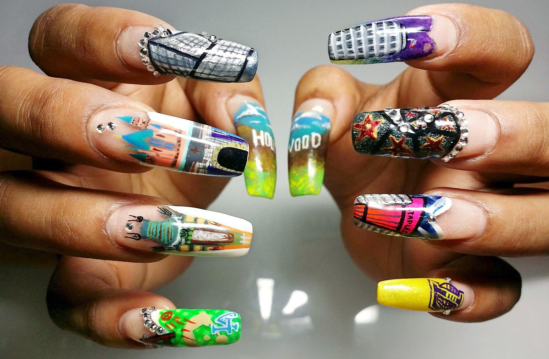 Marisol | Top nail, Nails magazine and Crazy nails