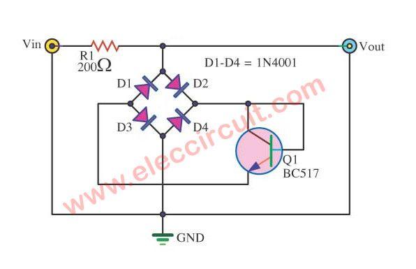 audio peak limiter circuit to improve input signal techie rh pinterest com
