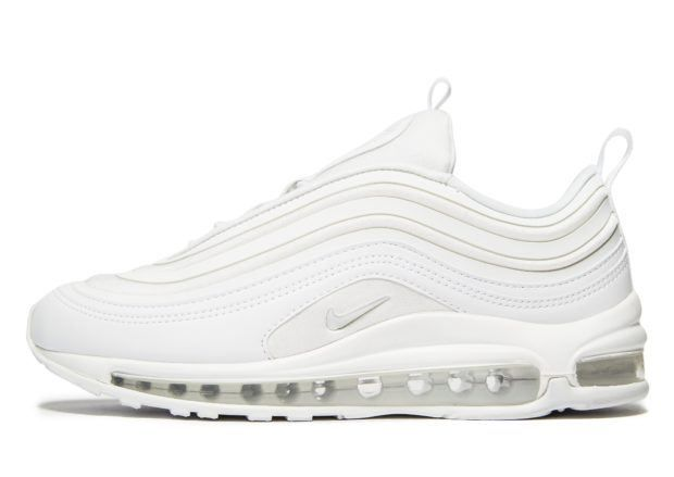 Nike Air Max 97 Ultra Dames - White - Dames | Nike air max ...