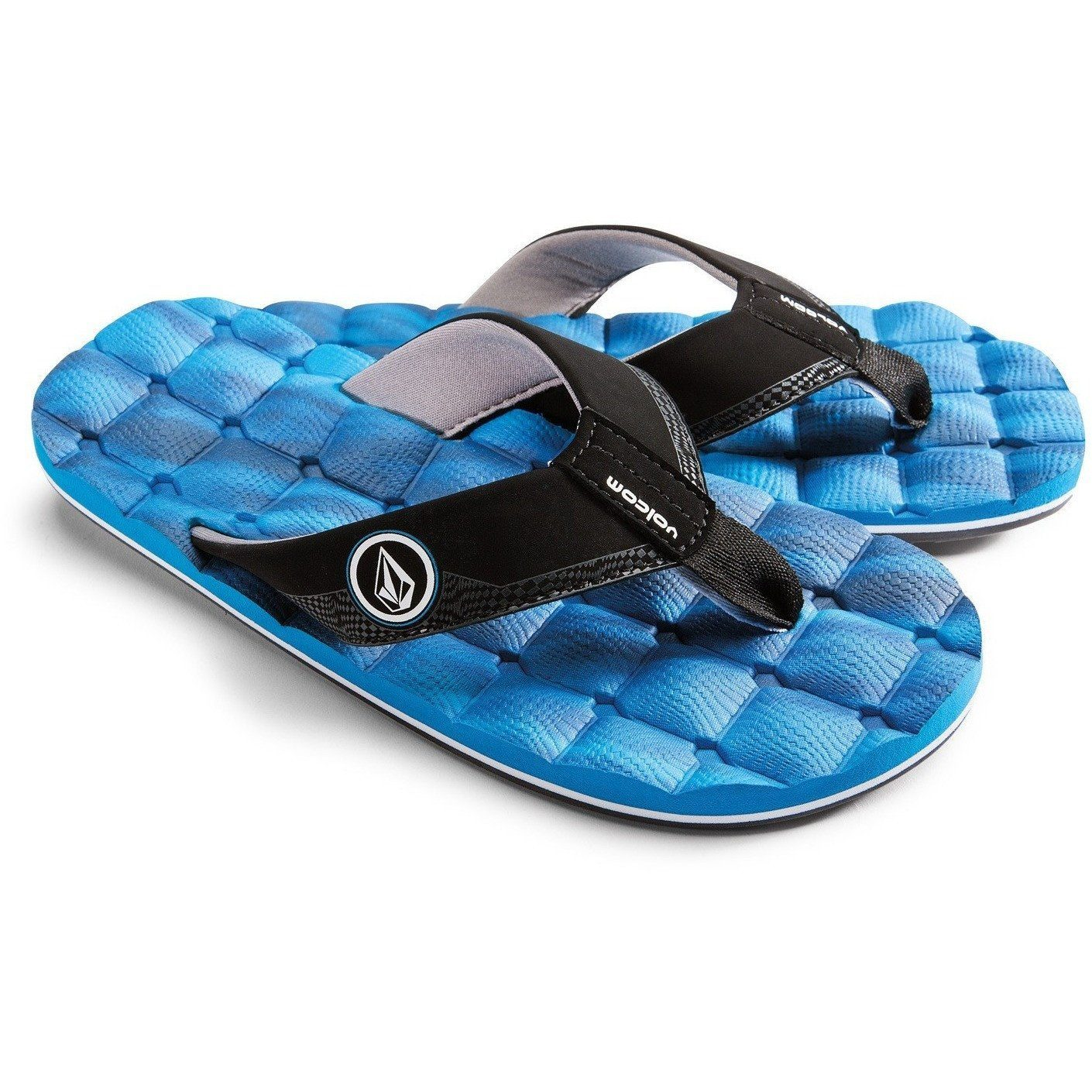 dbe4f0c040cc Volcom Kids Recliner Sandals