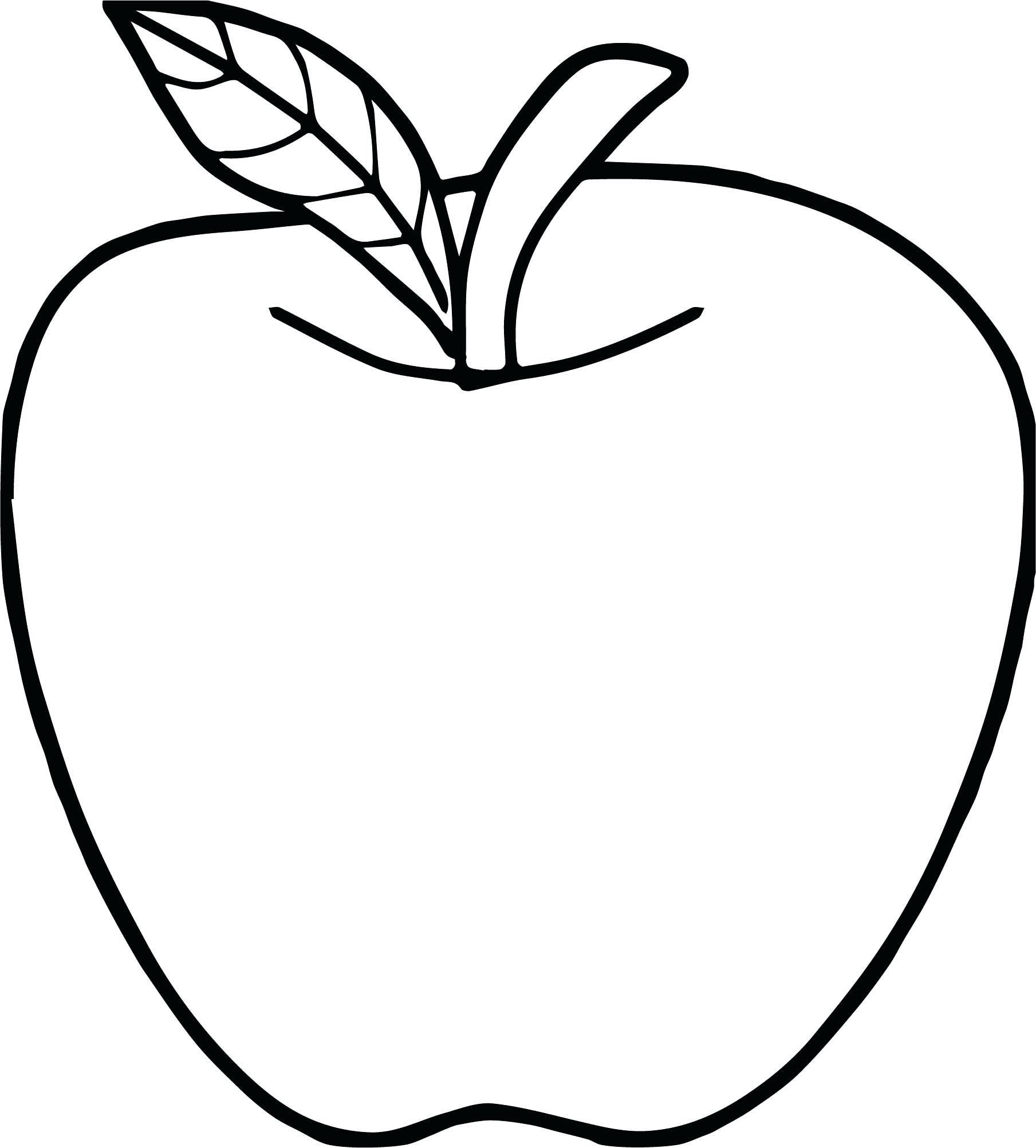 Coloring Page Apples Apple Coloring Pages Apple Coloring Page Printable Coloring Pages