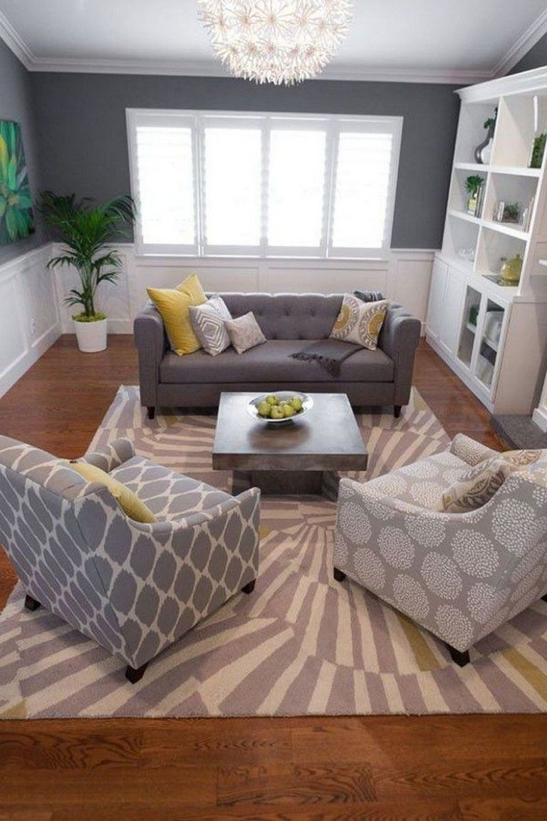 Small Living Room Ideas On A Budget: 45 Luxury Small Living Room Ideas On A Budget #livingroom