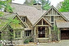 Plan 26602gg Refined Rustic Showstopper Rustic House Plans Craftsman House Rustic House