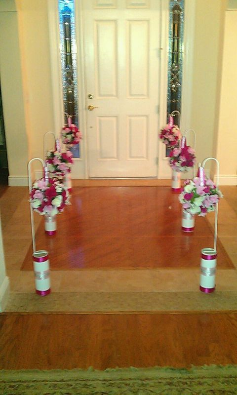 Self Supporting Shepherd S Hook Been Wanting To Figure Out How To Do This For The Ceremony Cute Wedding Ideas Diy Wedding Decorations