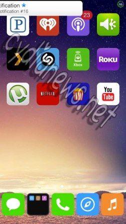 CydiaNews BannerSwipe 1.0 Xbox, Roku, Ios