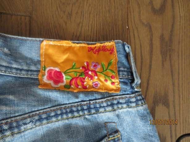 Продам джинсы replay
