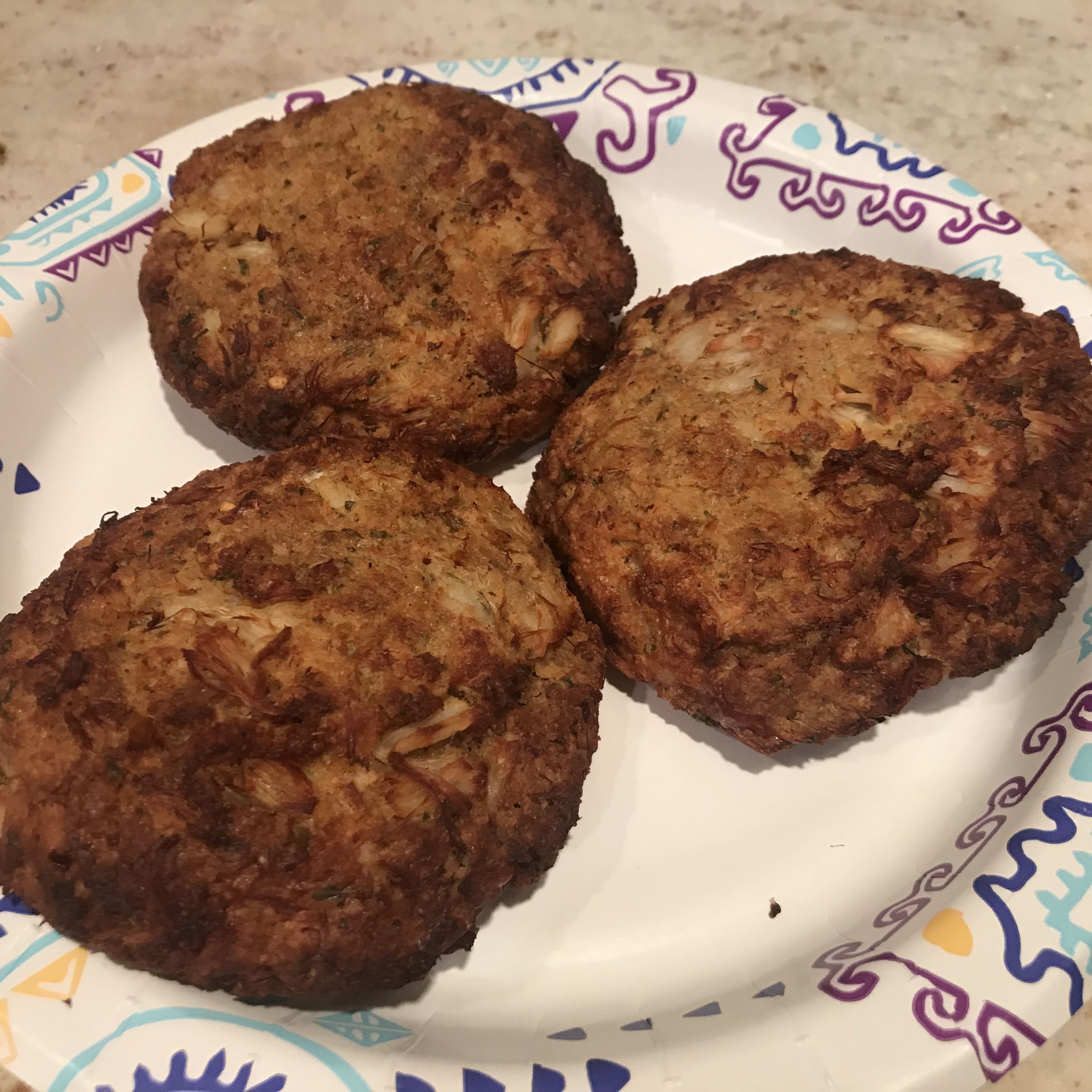 what is the best way to cook frozen crab cakes