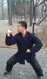 Bajiquan - wiki page