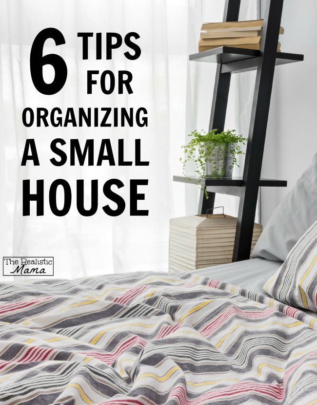 Tips for Organizing Small Spaces | Small spaces, Organizing and Spaces