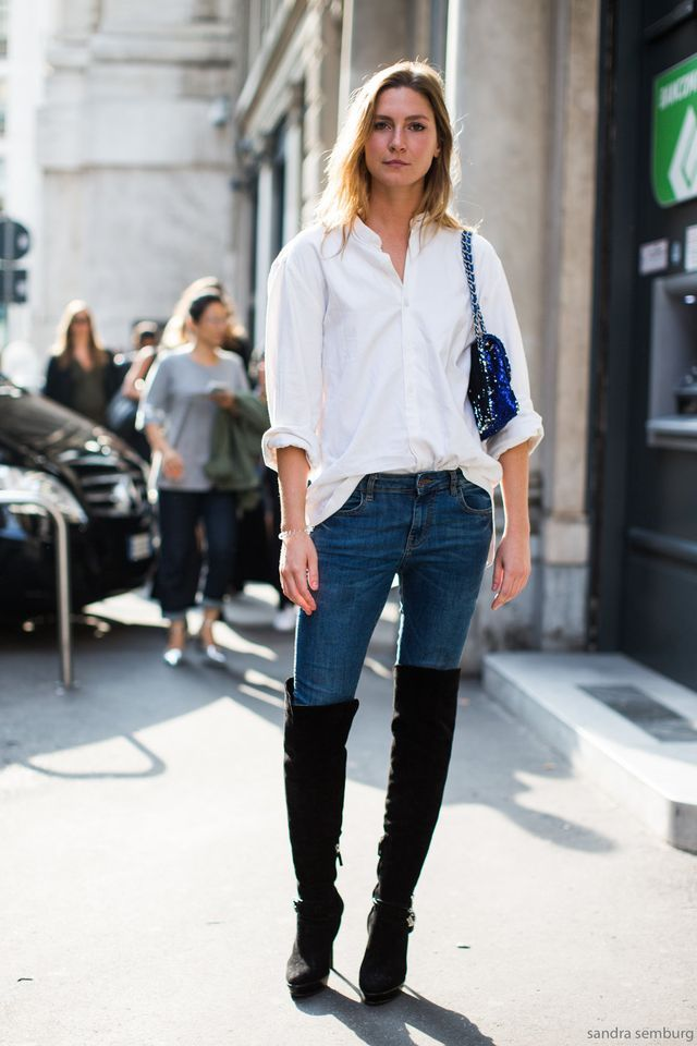 Thigh's The Limit: How To Rock Over-The-Knee Boots