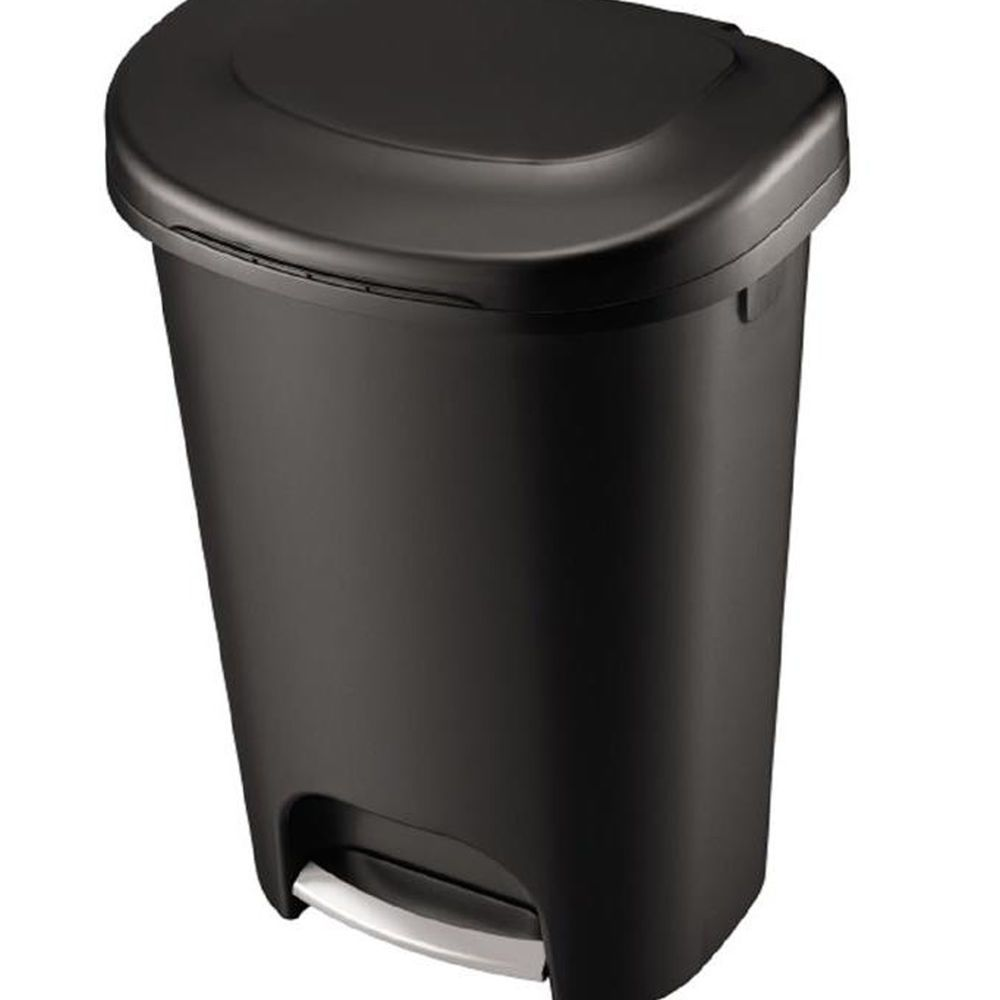 Garbage Can Garbage Can Ideas Garbage Can Garbagecan Step On