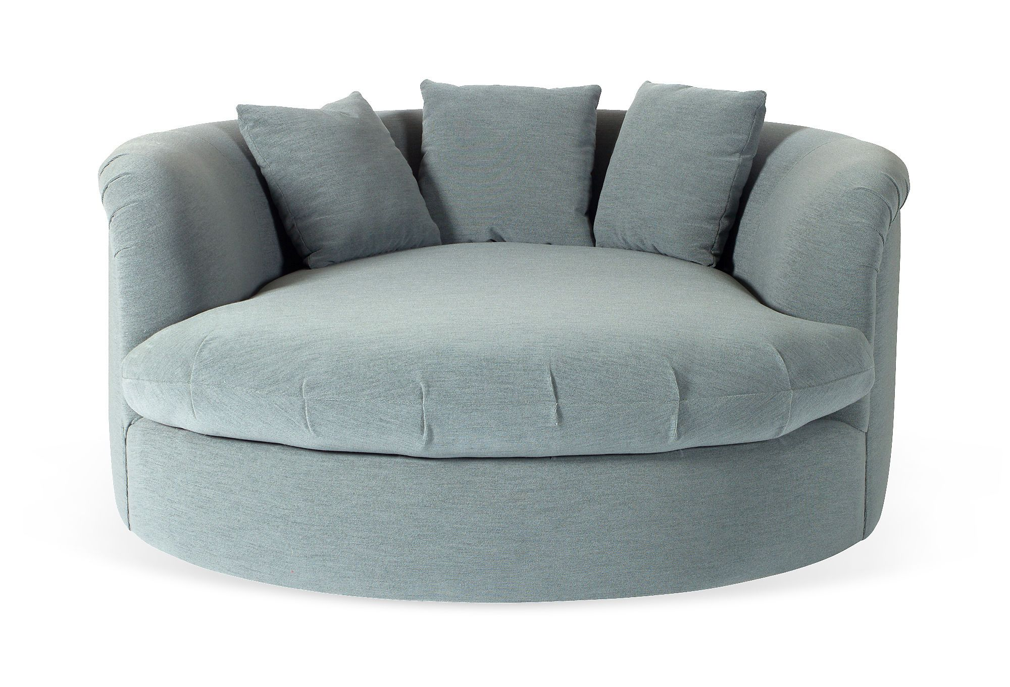 three sixty round sofa lounger antique parlor milo baughman lounge chair get in my house pinterest