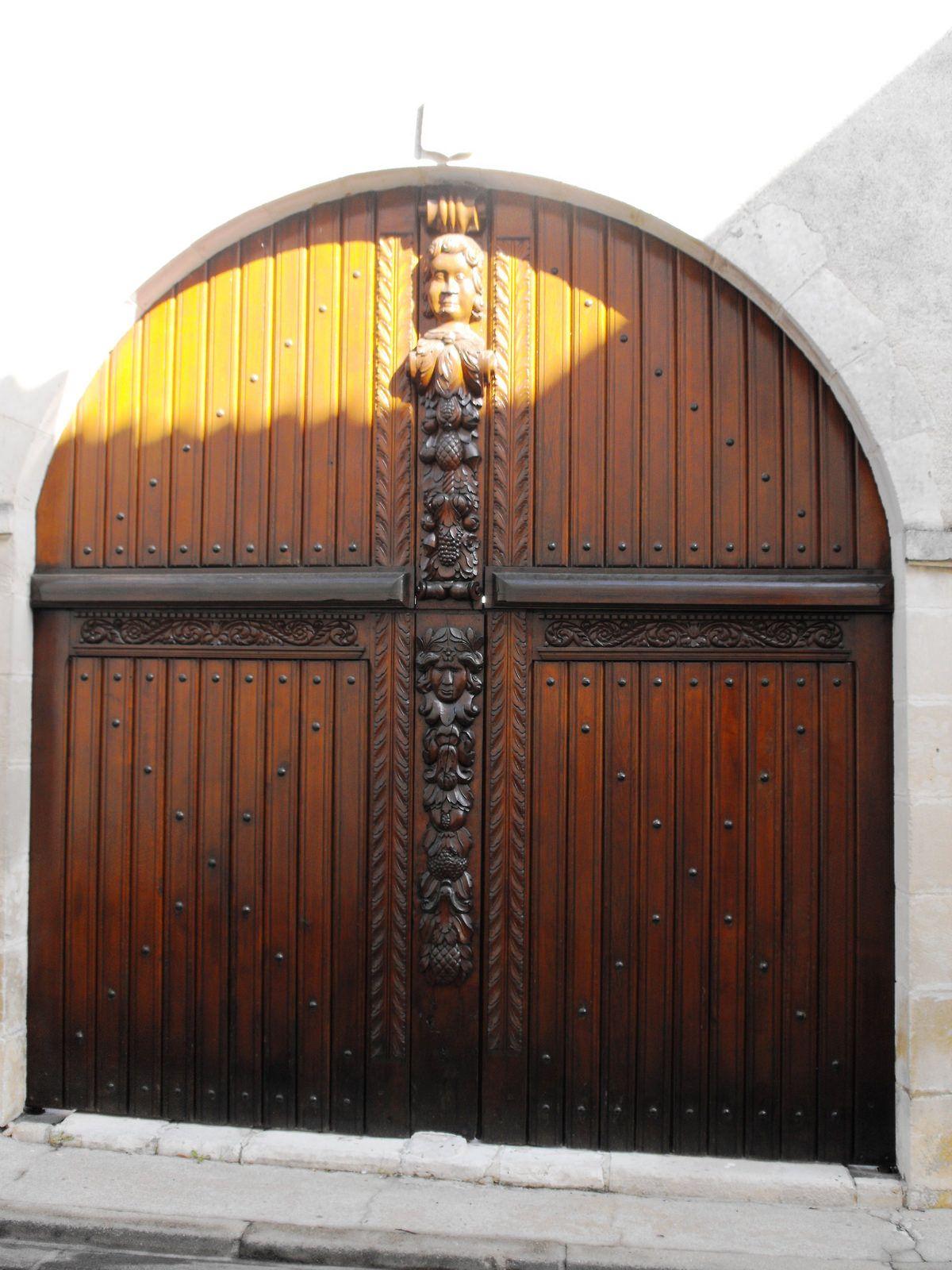 Hotel de la Prevote - built in the 15th Century - Louis Xlll stayed in the hotel in 1616 Civray - France