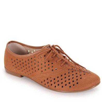 Sapato Social Feminino Oxford | Diconfort Calçados