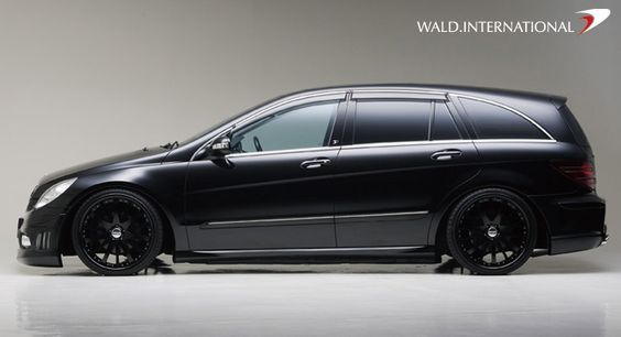 wald black bison mercedes r class mercedes mini van mercedes rh pinterest com