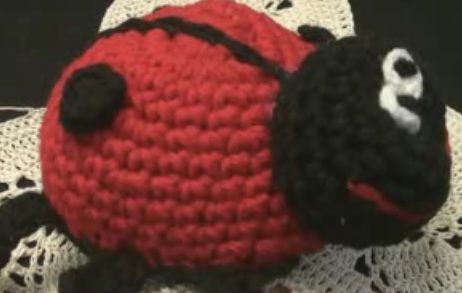 Amigurumi Crochet LadyBug Princess | Crochet Geek - Free ...