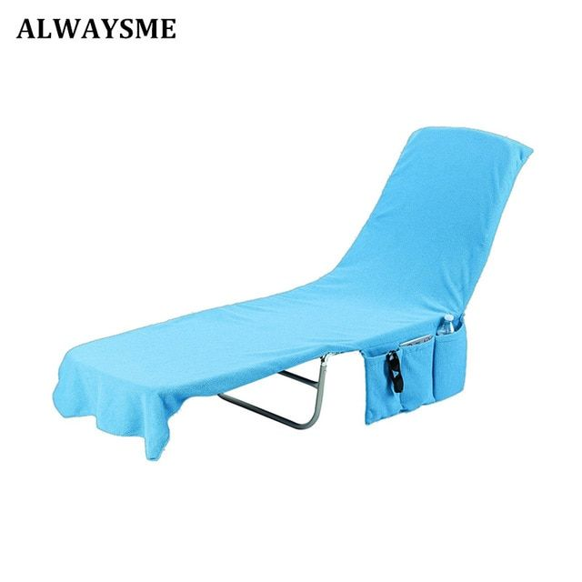 alwaysme microfiber fiber sunbath lounger bed mate chair cover towel rh pinterest com