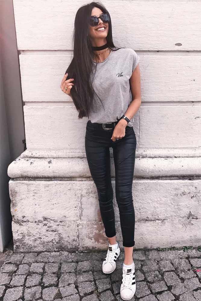 952af364780 Cool Back to School Outfits Ideas for the Flawless Look ☆ See more  http