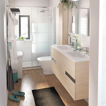 Renueva tu baño - Leroy Merlin | Baños | Pinterest | Baño, Baños y ...