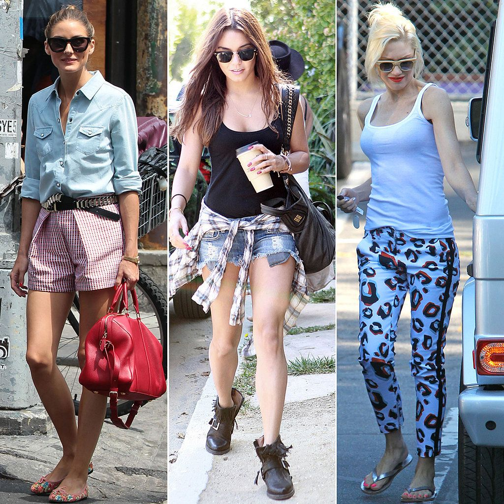 Olivia Vanessa Gwen And More Celebs To Inspire Your Casual Summer Style Olivia D 39 Abo