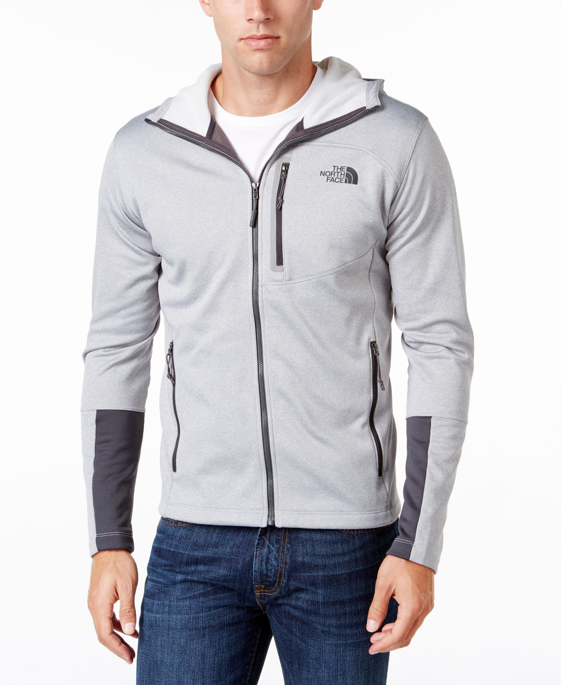 The North Face Men S Canyonlands Full Zip Hoodie North Face Mens Full Zip Hoodie Mens Sweatshirts [ 2378 x 1947 Pixel ]