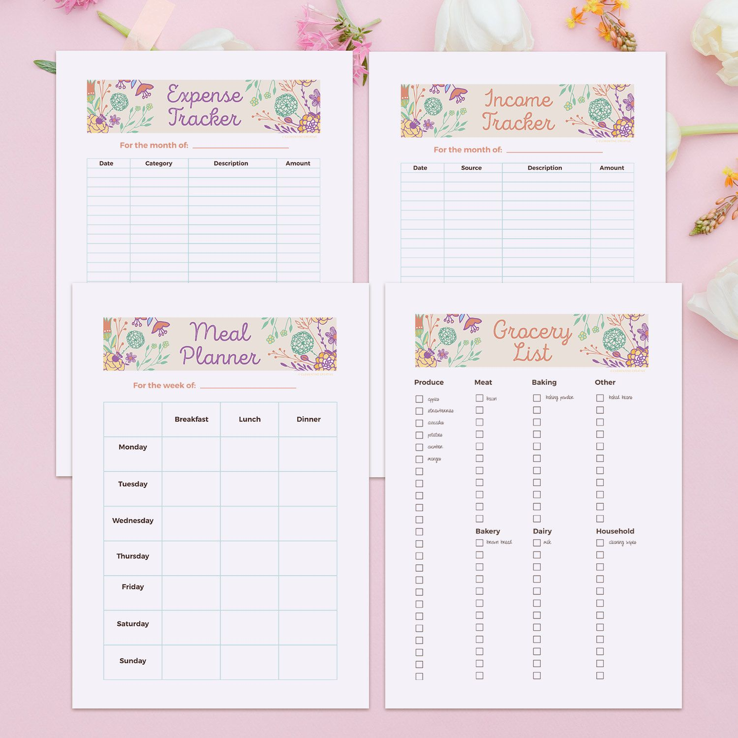 june 2016 free printable monthly planner and calendar