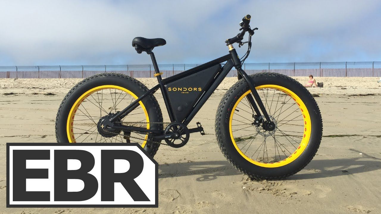 Sondors Indiegogo Electric Bike Video Review Electric Bike Electric Bike Diy Bike