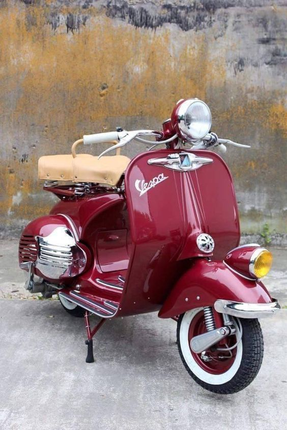 None With Images Vespa Motor Scooters Piaggio Vespa Vespa