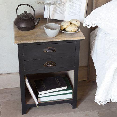 Nachttisch Chenonceau Table De Chevet Decor Chambre A Coucher Deco Maison De Campagne