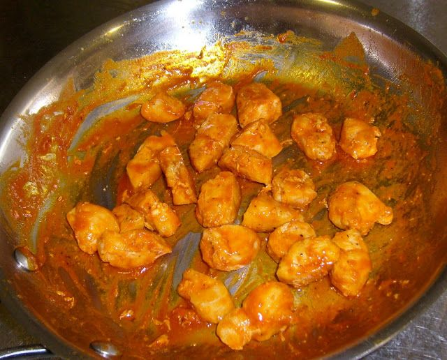 Happier Than A Pig In Mud: Guiltless Buffalo Chicken